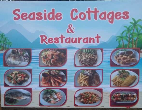 Seaside Cottages and Restaurant